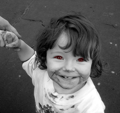 baby doom wants you